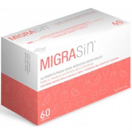 Migrasin sin cafeina (30 comprimidos gastrorresistentes)