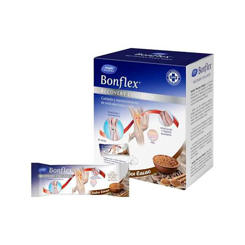 Bonflex recovery collagen (cacao 14 stick)