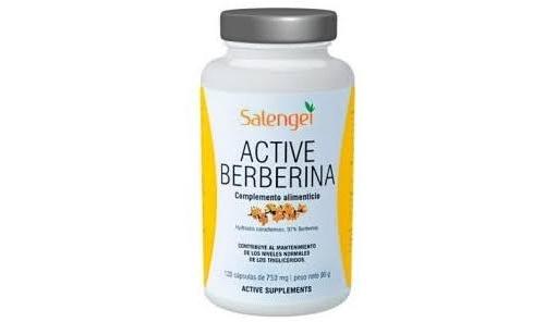 Active berberina (60 capsulas)