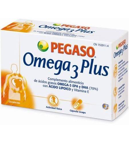 Omega 3 plus (40 capsulas)