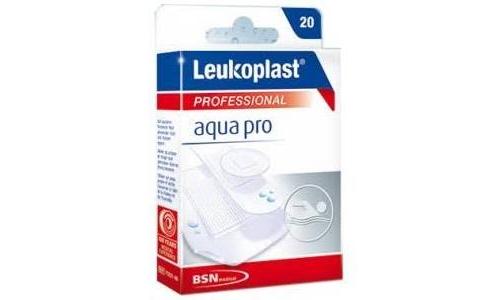 Leukoplast aqua pro - aposito adh (transp surtido 20 u)