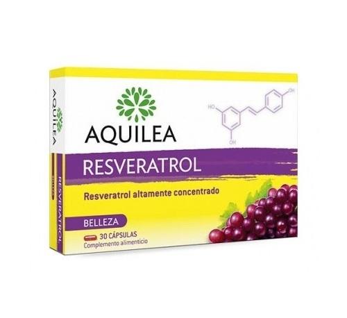 Aquilea resveratrol (30 capsulas)