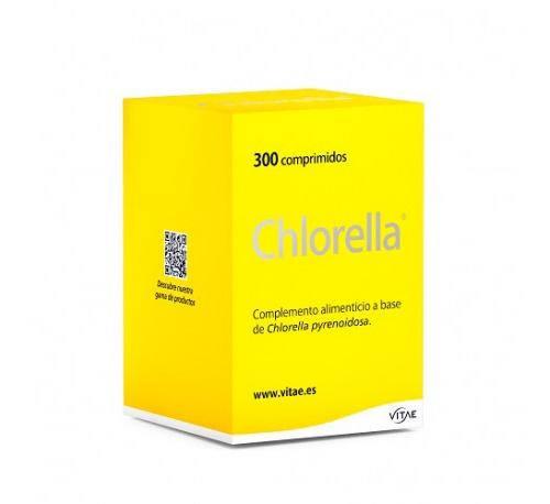 Chlorella (250 mg 300 comprimidos)