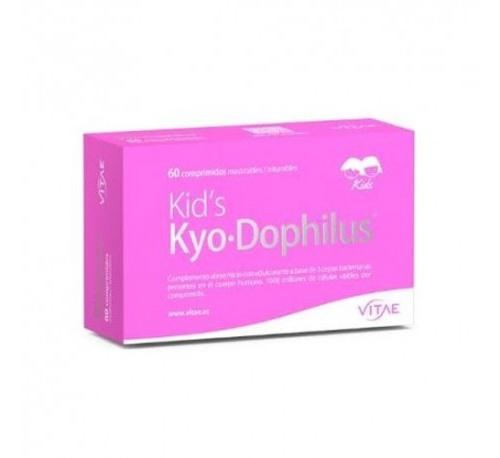 Kids kyo-dophilus (60 comprimidos)