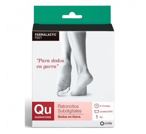 Ratoncitos subdigitales - farmalastic feet (t- peq)