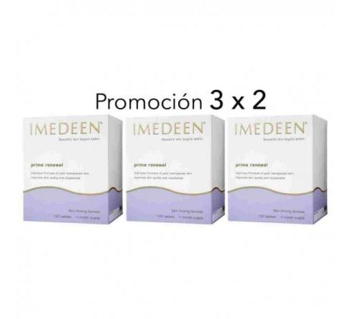 Imedeen prime renewal pfizer (120 comprimidos)