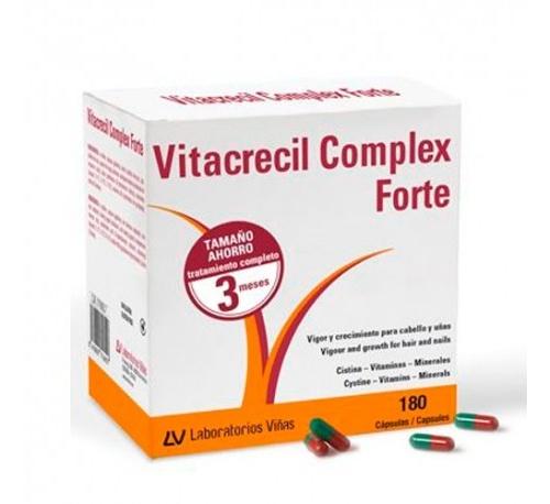 Vitacrecil complex forte (180 capsulas)