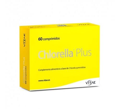 Chlorella plus (60 comprimidos)