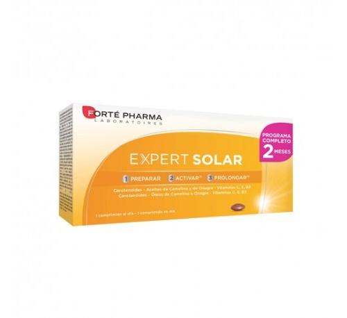 Expert solar (56 comprimidos)