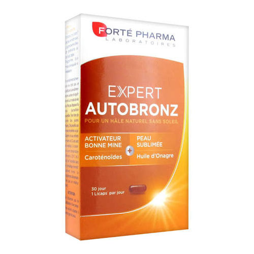 Expert autobronceador (30 licapsulas)