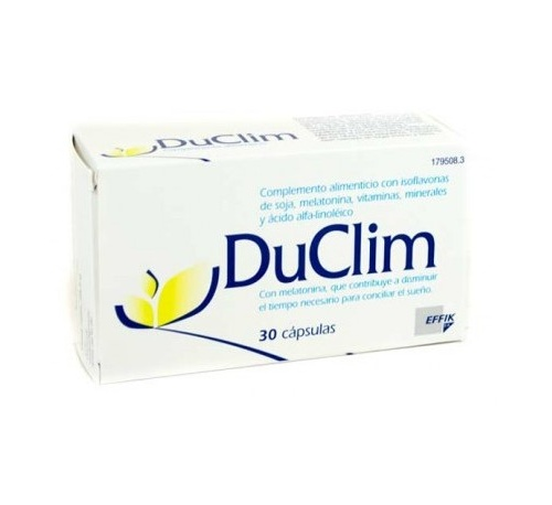 Duclim (30 capsulas)