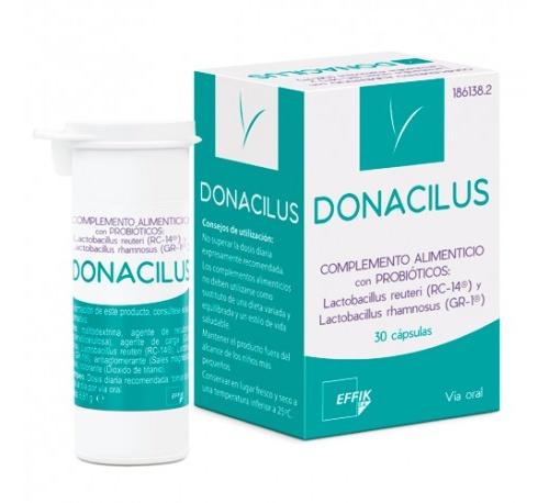 Donacilus (30 capsulas)