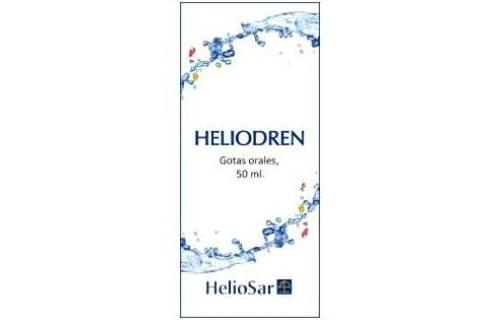 Heliodren solucion oral (gotas 50 ml)