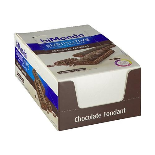 BIMANAN BARRITA CHOCOLATE NEGRO FONDANT (40 G 1 U (EXP 24 U))