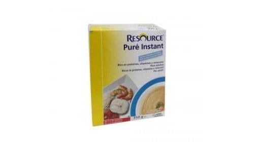 Resource pure instant (pescado con verduras 350 g)