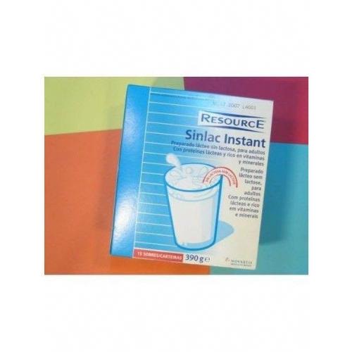 Resource sinlac instant (26 g 15 sobres)