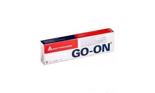 Go-on jeringa precargada solucion 1% - hialuronato sodico (2.5 ml)