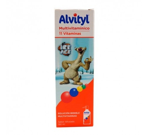 Alvityl (jarabe 150 ml)