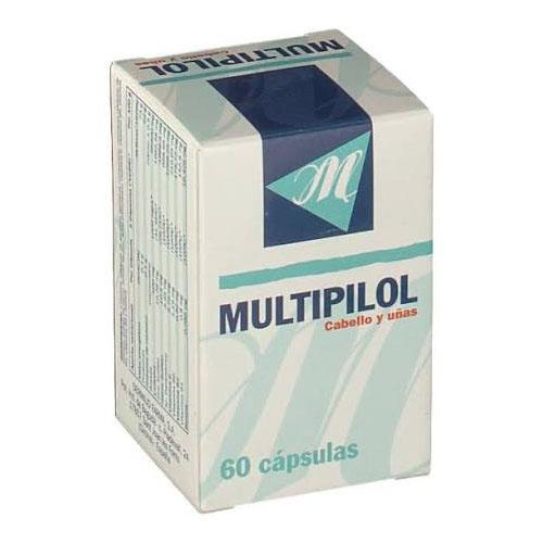 Multipilol (60 capsulas)