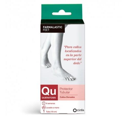 Protector tubular - farmalastic feet (t-gde)