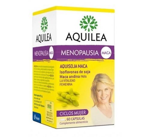 Aquilea menopausia maca (60 capsulas)