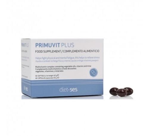 Primuvit plus (60 capsulas)