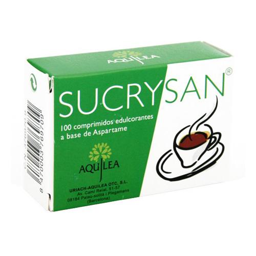 Sucrysan - aspartamo (100 comprimidos)