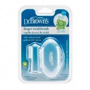 Cepillo dental de dedo dr brown