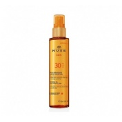 Nuxe sun aceite seco cara y cuerpo spf30 150ml