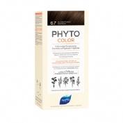 Phytocolor 6,7 rubio oscuro marron
