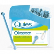 Otospoon bastoncillos oidos doble accion - quies (100 u)