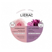 Lierac duo mask hydragenist + lift integral 6 ml