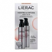 Lierac body-slim duo vientre y cintura 2x100 ml