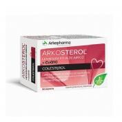 Arkosterol levadura arroz rojo + q10 (60 capsulas)