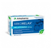 Arkorelax melatonina (30 comprimidos)