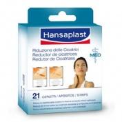 Hansaplast reductor de cicatrices (68 x 38 mm 21 u)