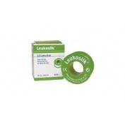 Esparadrapo hipoalergico - leukosilk (5 x 2.5 cm 12 u)