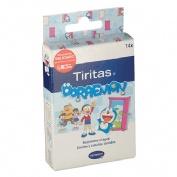 Tiritas - aposito adhesivo (doraemon 3 tamaños 14 u)