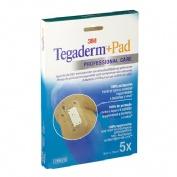 Tegaderm + pad - aposito esteril (15 x 9 cm 5 u)