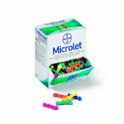 Microlet lancetas (200 u)