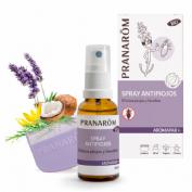 Pranararom aromapar spray antipiojos + lendrera