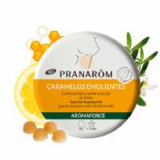 Pranarom aromaforce caramelos miel limon-tomillo