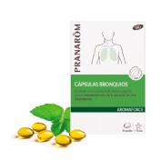 Aromaforce bronquios bio (30 capsulas)