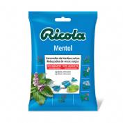 Ricola caramelos sin azucar (mentol bolsa  70 g)
