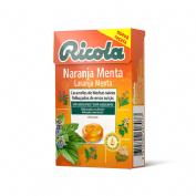 Ricola caramelos sin azucar (naranja 50 g)