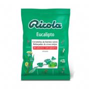 Ricola caramelos sin azucar (eucaliptus bolsa  70 g)