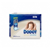 Pañal infantil - dodot protection plus sensitive (t- 0 prematuro 1.5-2.5 kg 24 u)