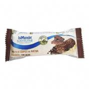 Bimanan barrita copos de avena y quinoa (cacao 1 u)