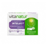Vitanatur intelect (30 capsulas)