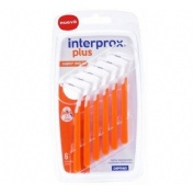 CEPILLO ESPACIO INTERPROXIMAL - INTERPROX PLUS (SUPER MICRO 6 U)